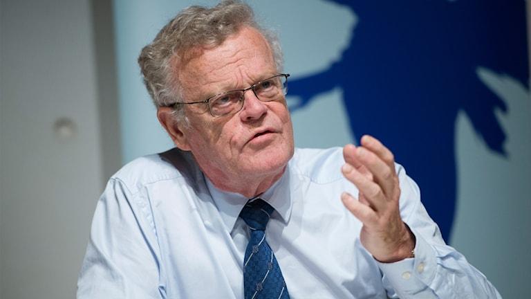 Björn Eriksson, riksidrottsförbundets ordförande.