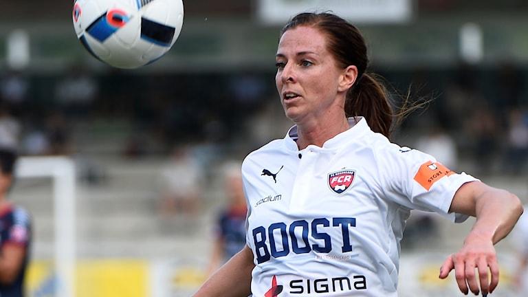 Lotta Schelin, FC Rosengård.
