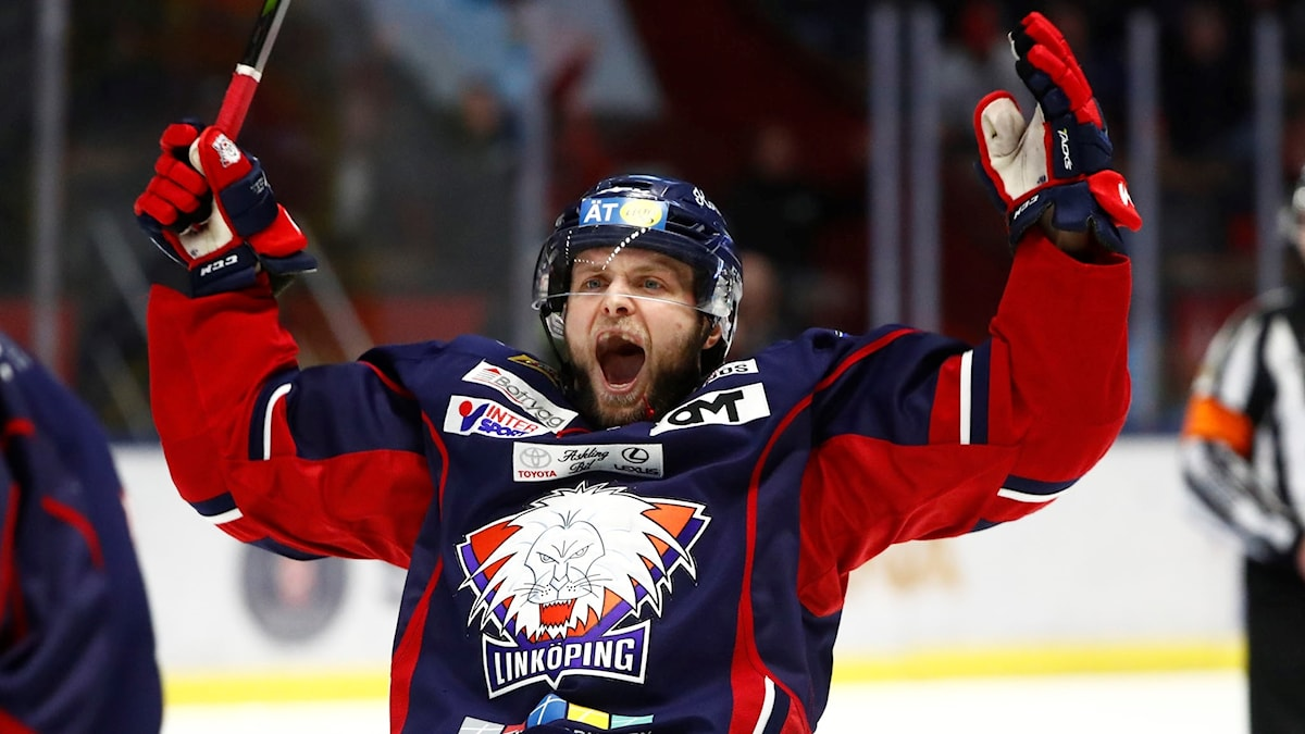 Chad Billins frälste Linköping.