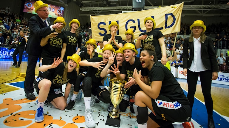 Luleå försvarade SM-guldet.