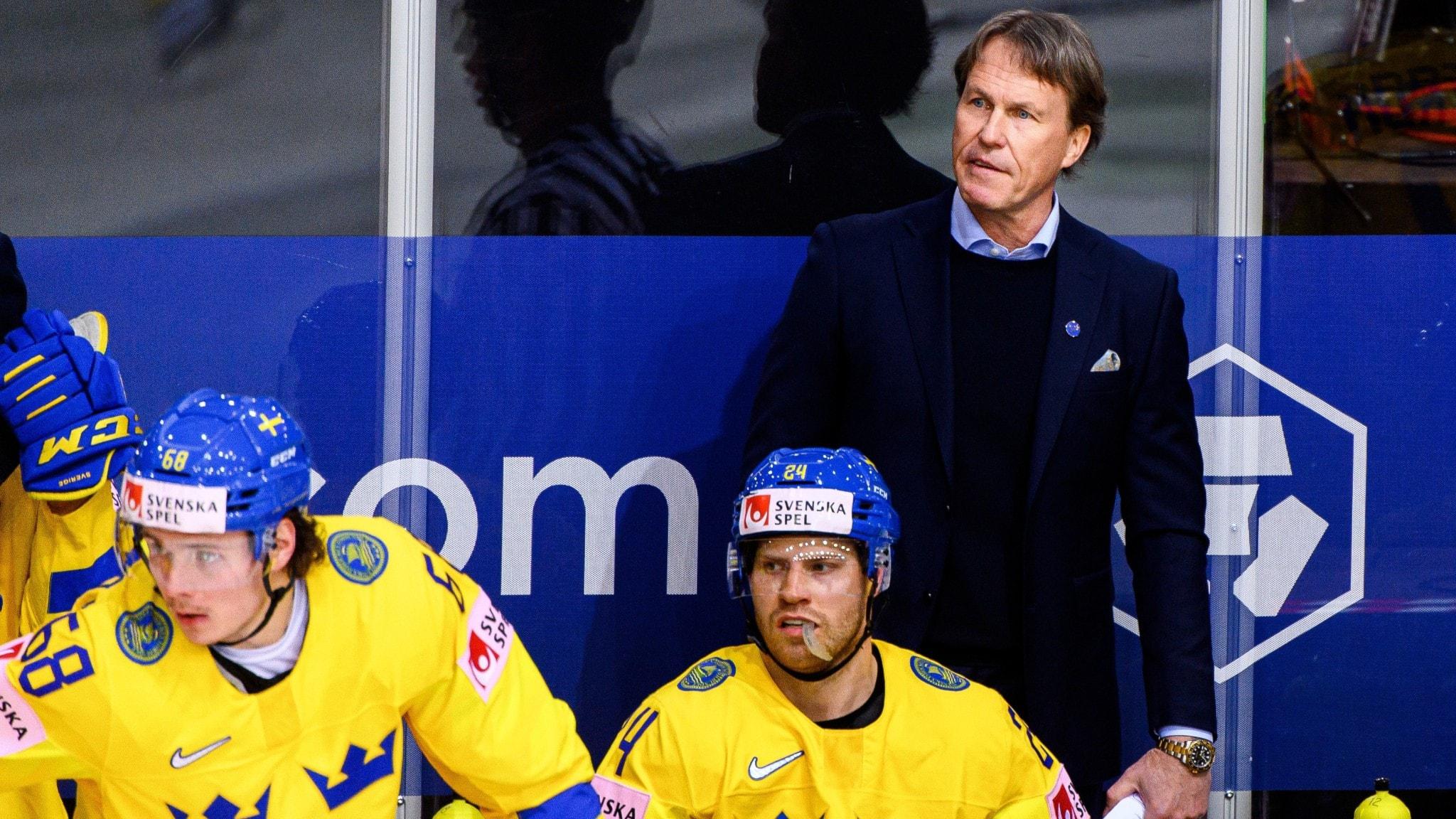Garpenlöv om NHL-spelare i OS: Det är en rolig utmaning