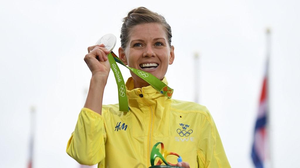 Emma Johansson.