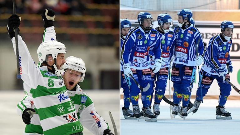Västerås får inte välja motstånd – men det får Villa Lidköping.
