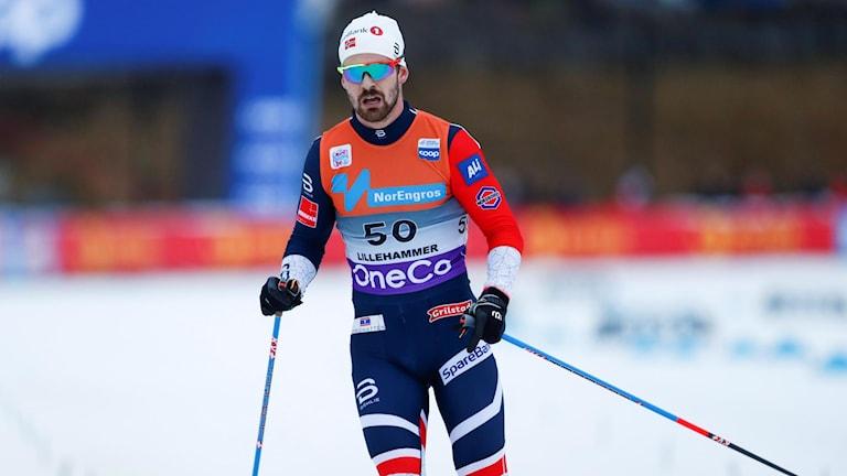 Sondre Turvoll Fossli.