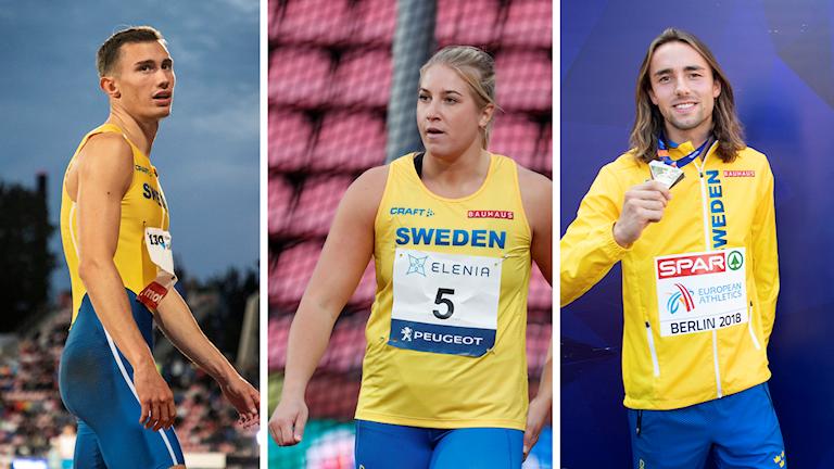 Sveriges hopp under EM