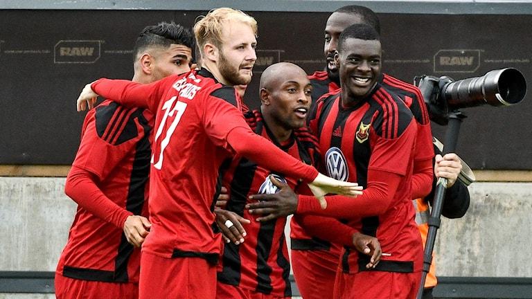 Östersund vidare till EL-playoff