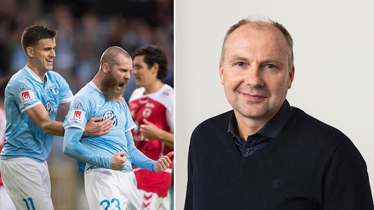 Radiosportens expert Håkan Mild tror på Malmö.