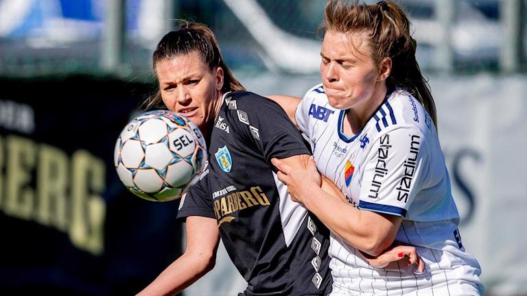 Göteborgs Pauline Hammarlund missar EM-kval.