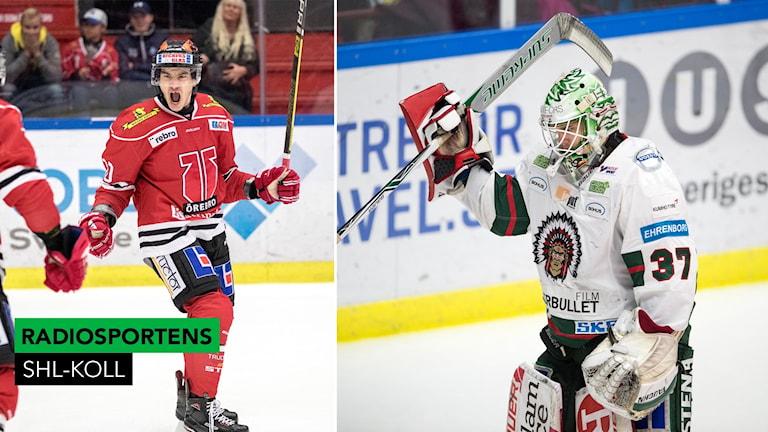 Örebrojubel mot Frölunda – som föll på nytt.