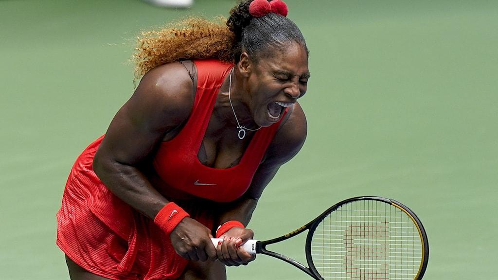 US Open Tennis Serena Williams. Foto: Seth Wenig/AP