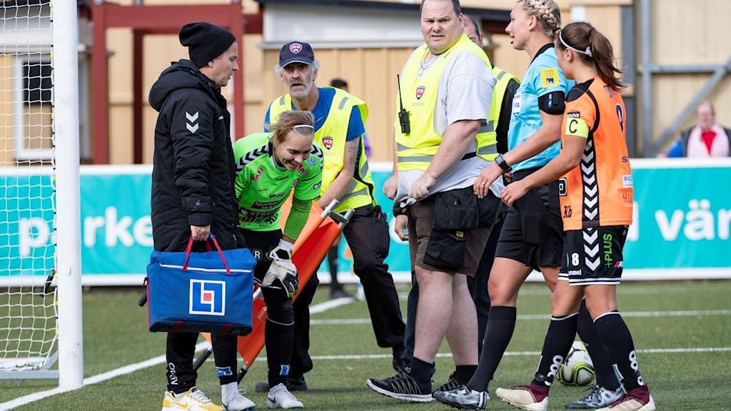 Brett Marons säsong med Kristianstad är över.