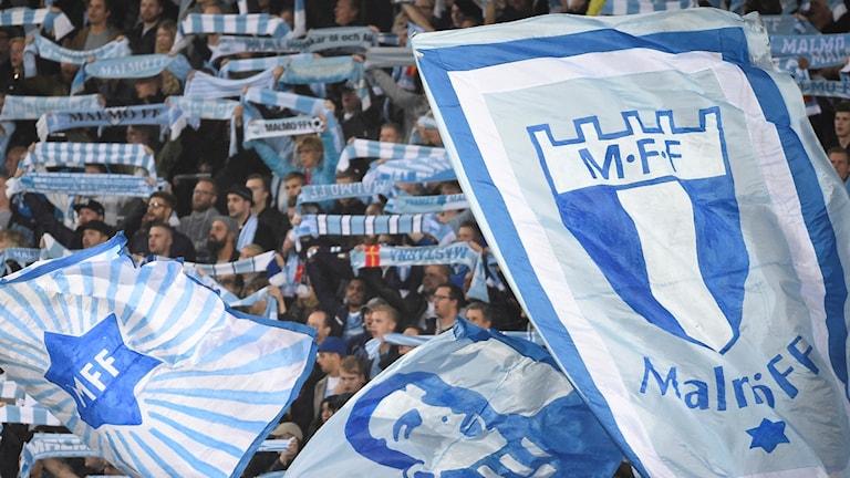 Malmö FF:s publik.