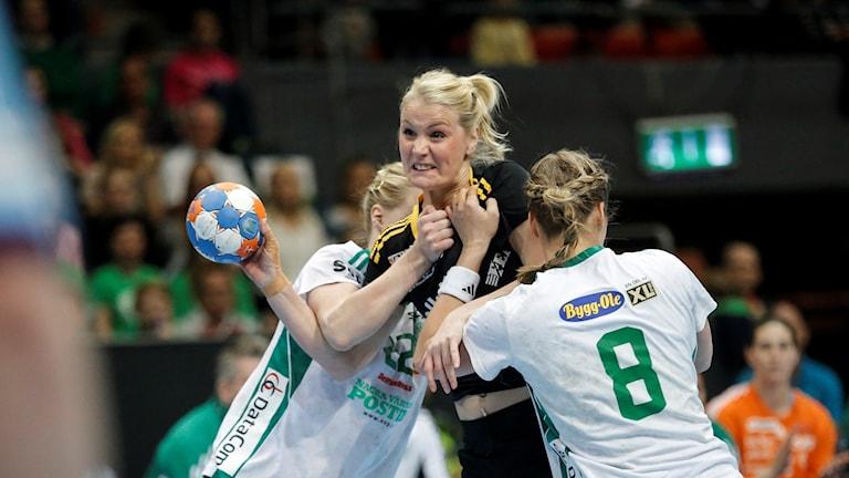 ARKIVBILD 2015: Ida Odén under SM-finalen.