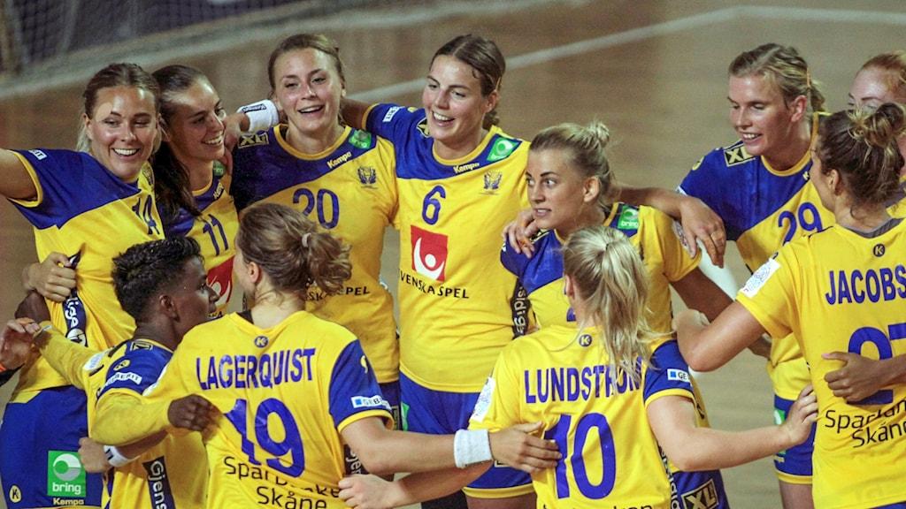 Det svenska damlandslaget i handboll