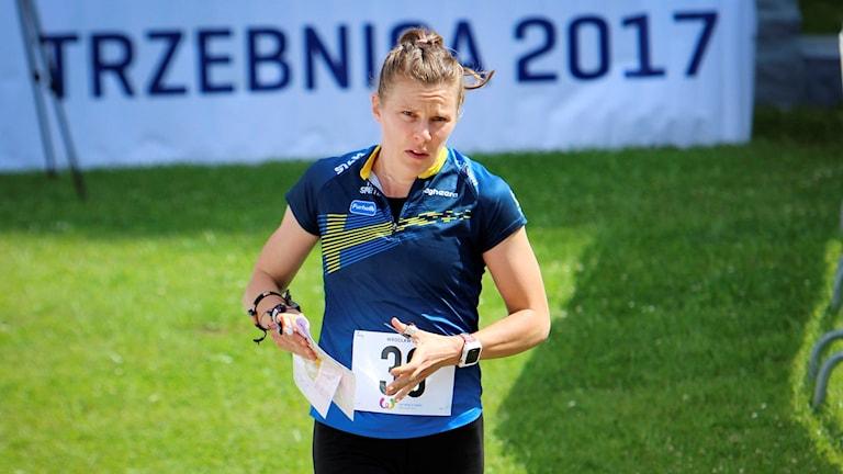 Helena Bergman (tidigare Jansson) slutar i landslaget.