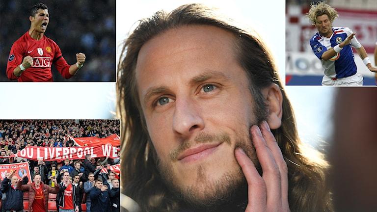 Jonas Olsson om några minnen från Champions League-tiden.