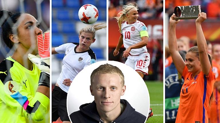 Richard Henriksson utser bästa spelarna
