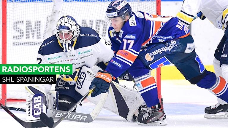Växjö förlorade mot HV71.