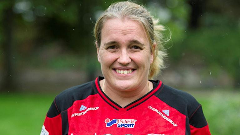 Camilla Hultgren Dahlberg.