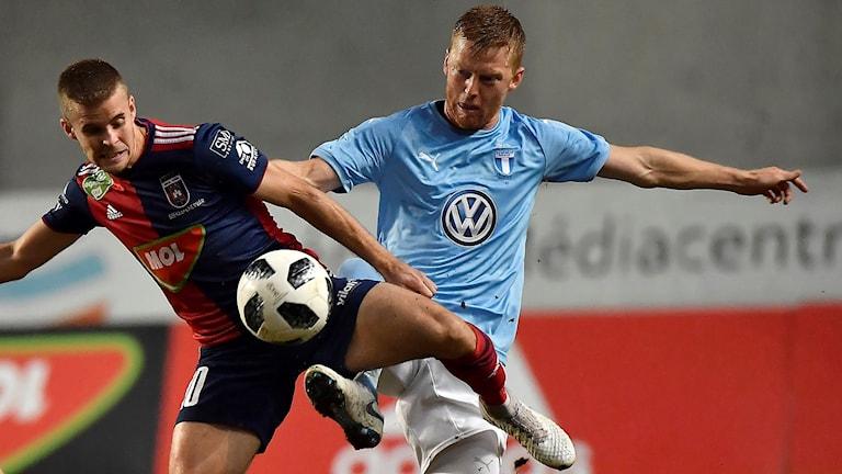 Anders Christiansens Malmö FF missar Champions League efter 0-0 borta mot Istvan Kovacs Vidi.