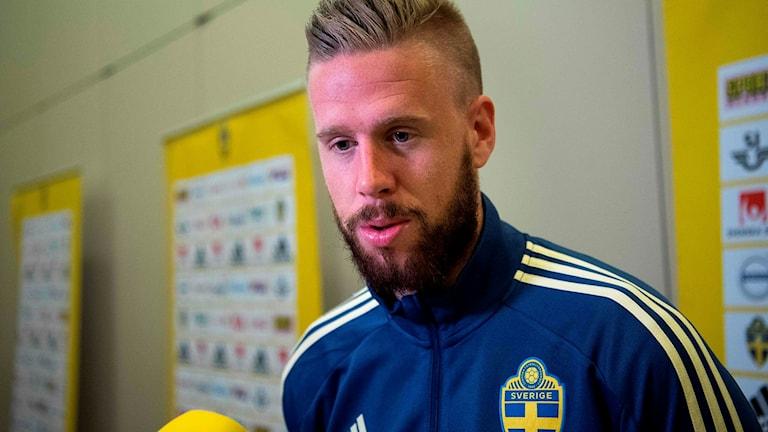 Pontus Jansson.