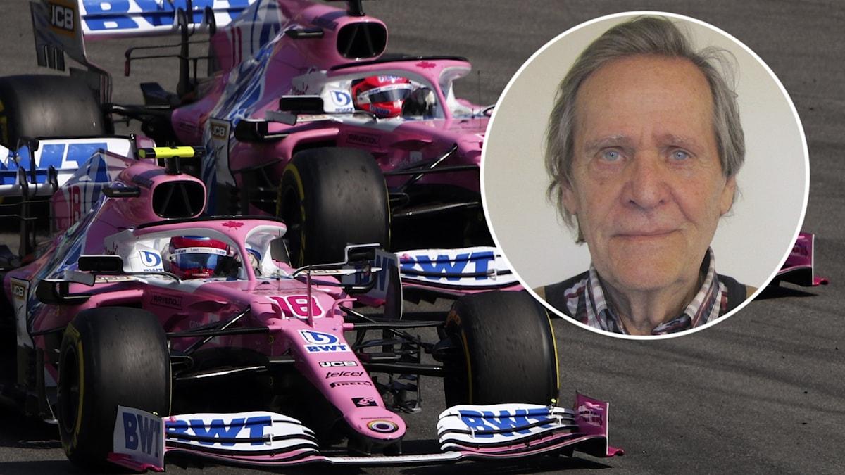 Fredrik af Petersens F1-blogg.