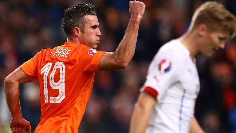 Robin van Persie får en ny chans i Nederländernas landslag.