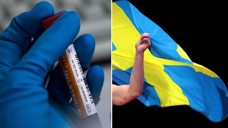 Svensk anti-dopning ifrågasätts av omvärlden.