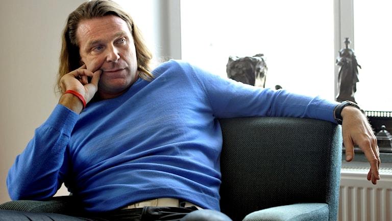 Patrik Sjöberg hoppade 2,42 1987.