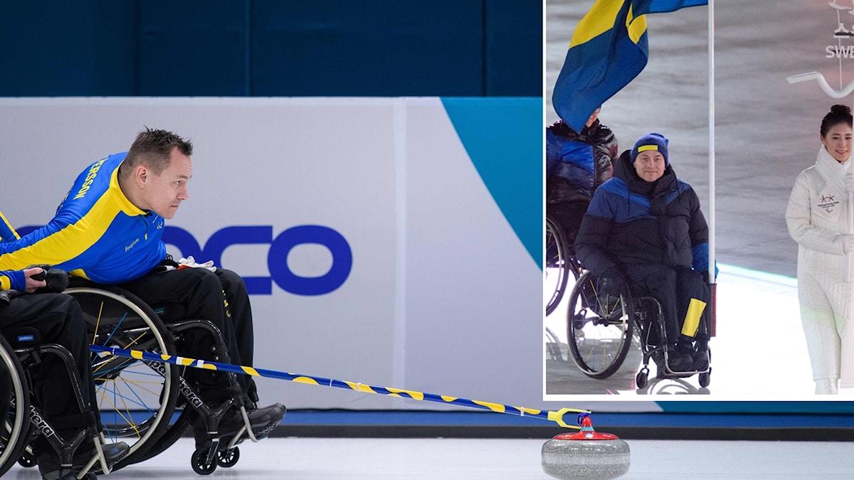 Ronny Persson - en av Sveriges främsta paralympier genom tiderna