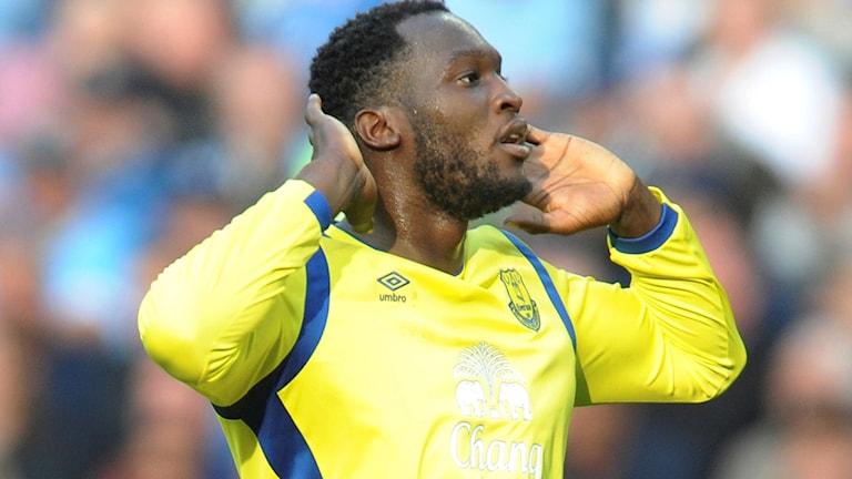 Romelu Lukaku ser ut att vara lämna Everton för ligakonkurrenten.