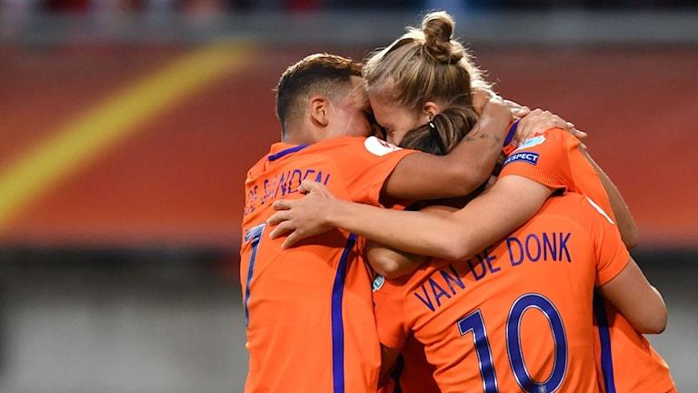 Nederländerna till final