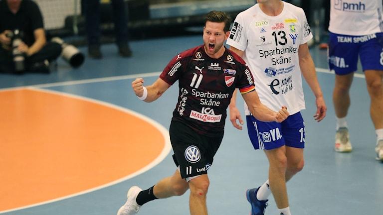 Anders Hallberg, Lugi.