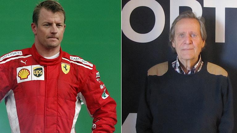 Fredrik af Petersens tycker inte att Ferrari skött Kimi Räikkönens farväl från Ferrari snyggt.