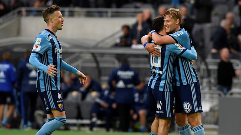 Djurgården slog Örebro.