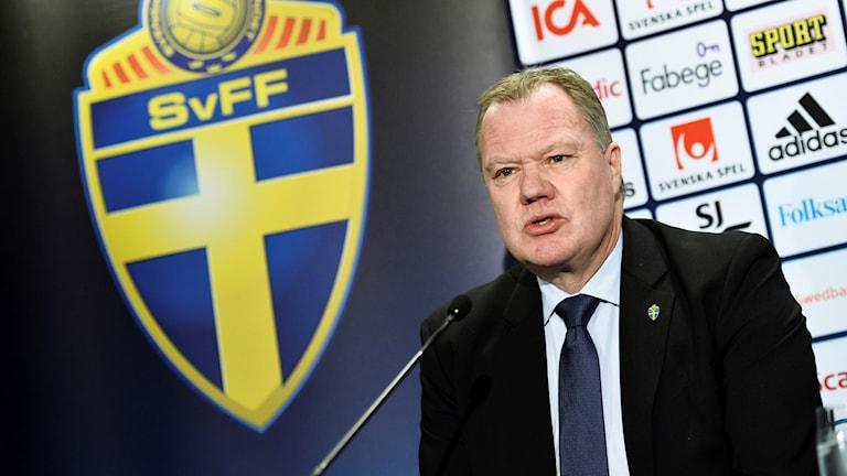 Karl-Erik Nilsson har valts in i Uefas exekutivkommittén.