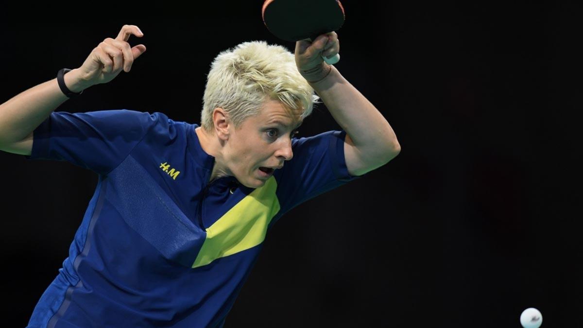 OS 2016 Matilda Ekholm Bordtennis