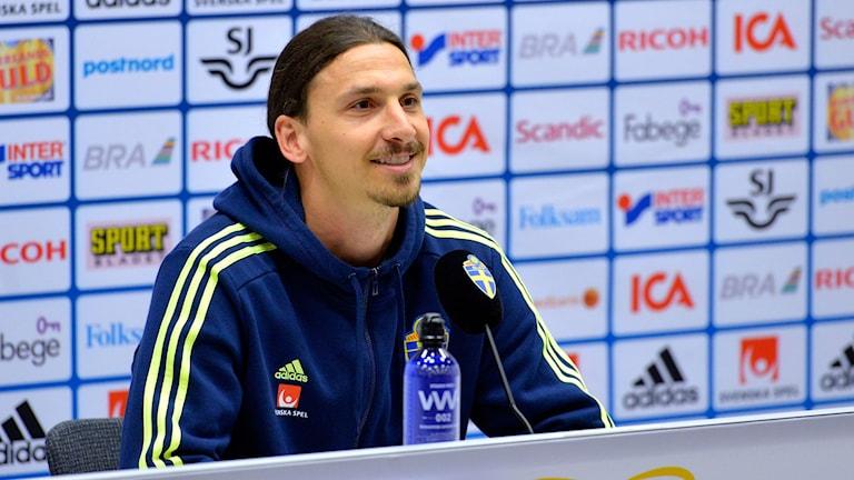 Zlatan Ibrahimovic har bestämt sig för var han ska spela nästa säsong.