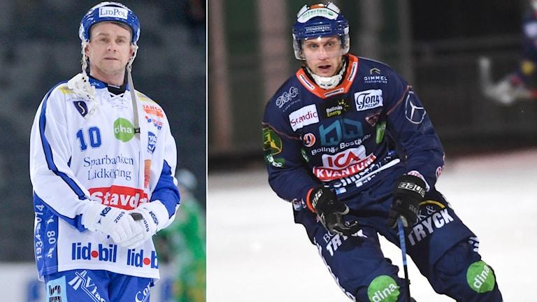 David Karlsson VM-petades, men Patrik Nilsson fick chansen.