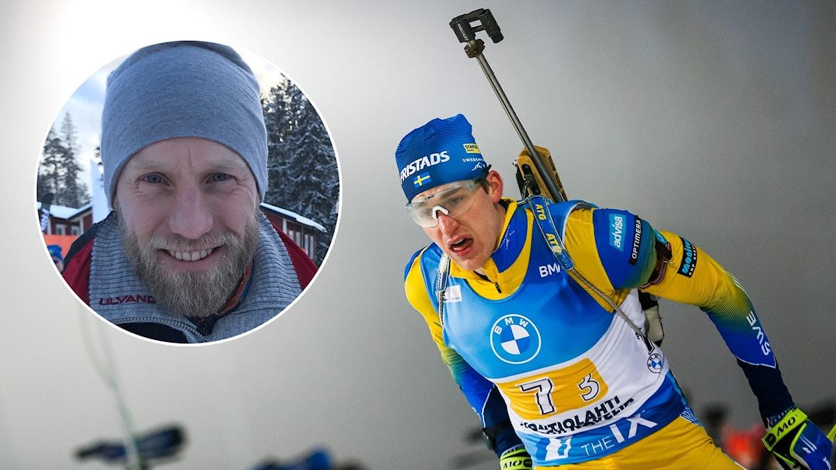 Carl Johan Bergman och Martin Ponsiluoma.