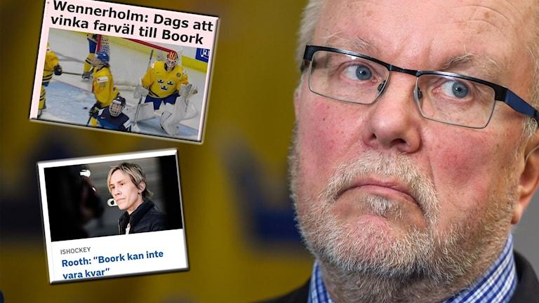 Hård kritik riktas nu mot Leif Boork.