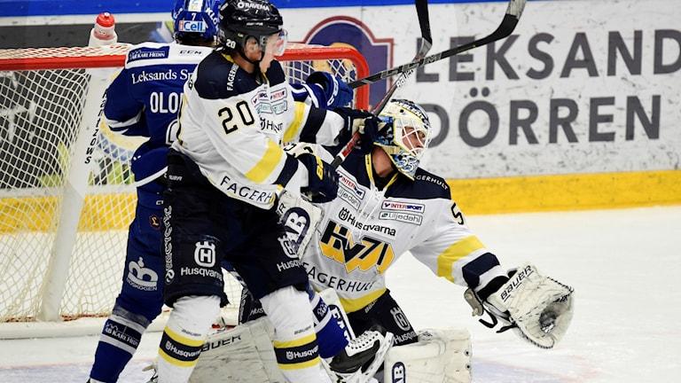 HV 71. Ulf Palm/TT