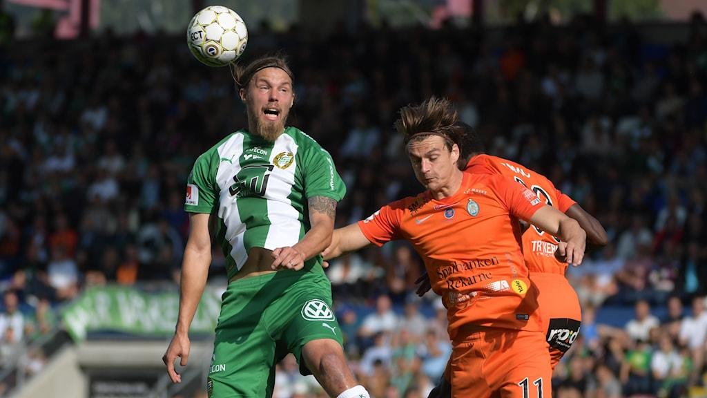 AFC och Hammarby spelade 0-0.