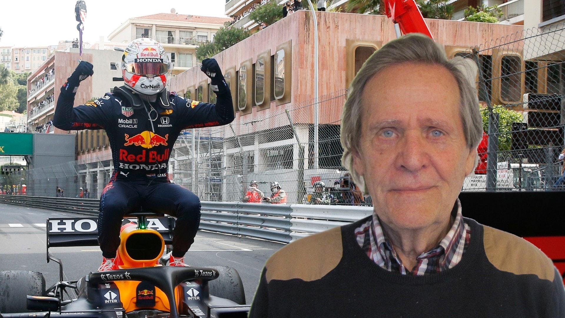 F1-bloggen: Verstappen dominerade i Monaco