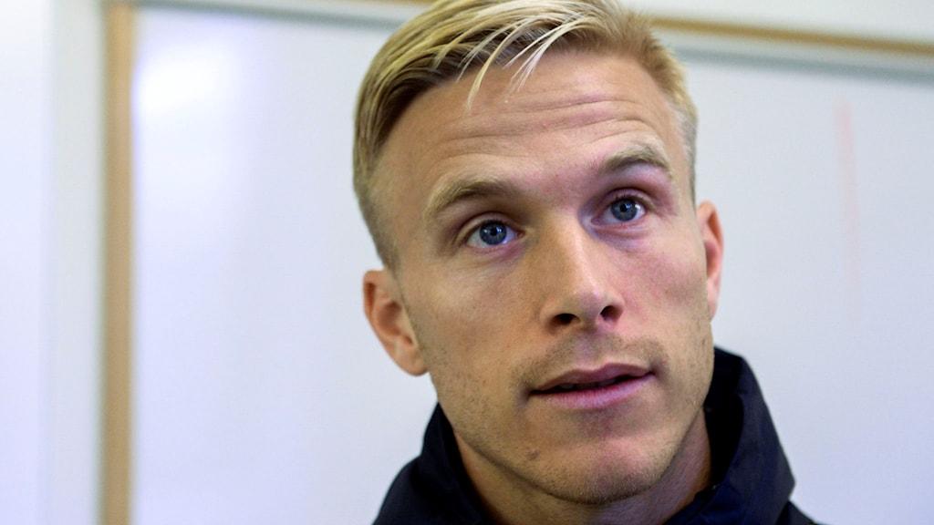 Oscar Wendt är tillbaka i landslaget.