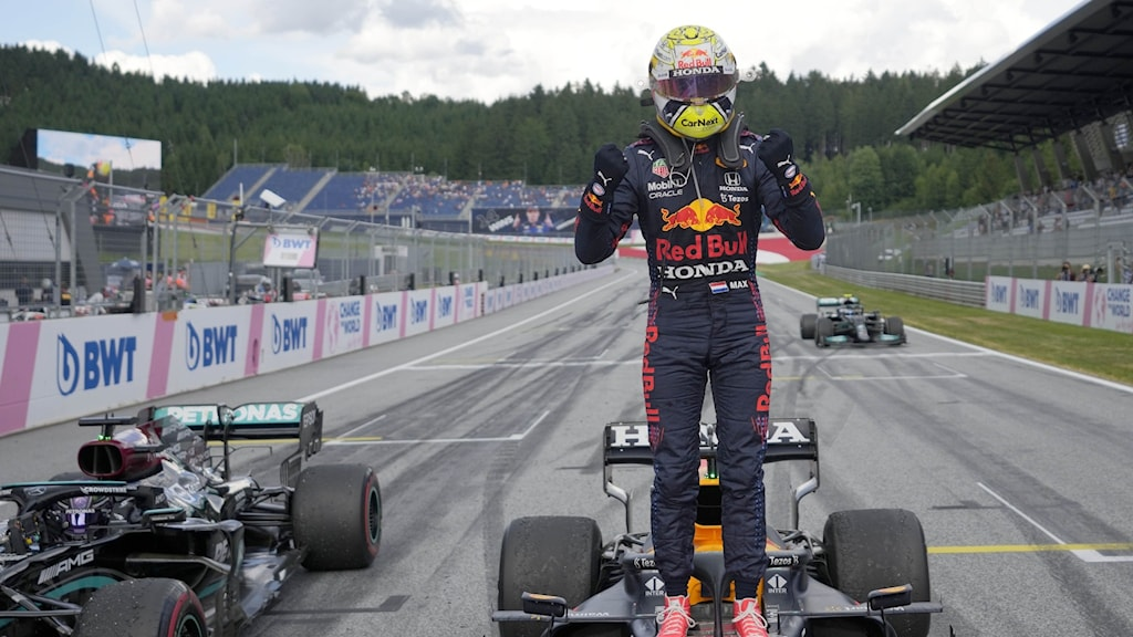 Max Verstappen vann igen.