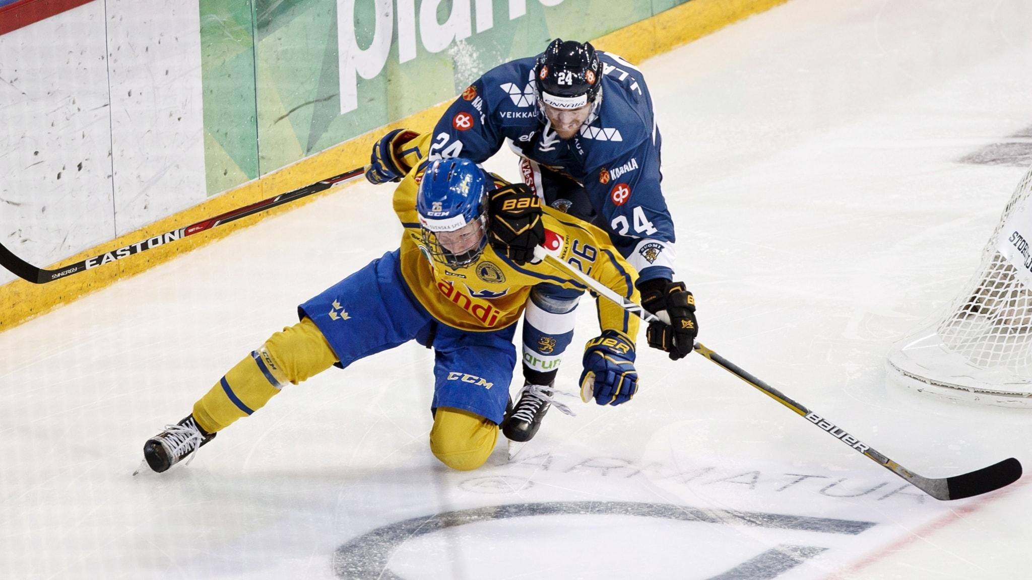 Jouluherkut sulaa jääkiekon juniorien MM-kisoissa