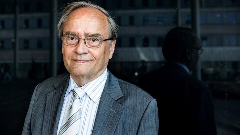 Arne Ljungqvist har jobbat inom både IOK och Wada.