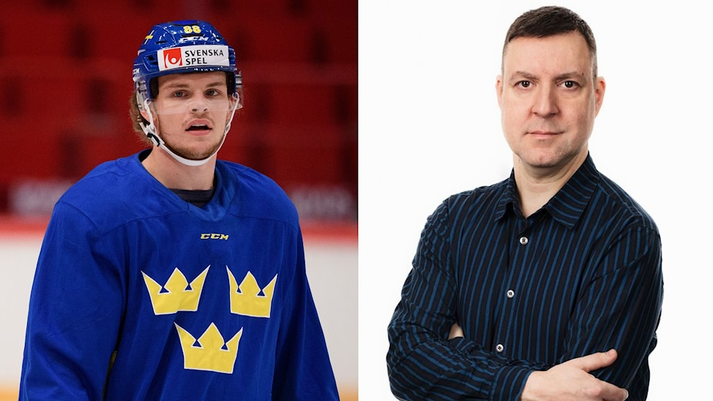 Mate Strömwall och Fredrik Wadström