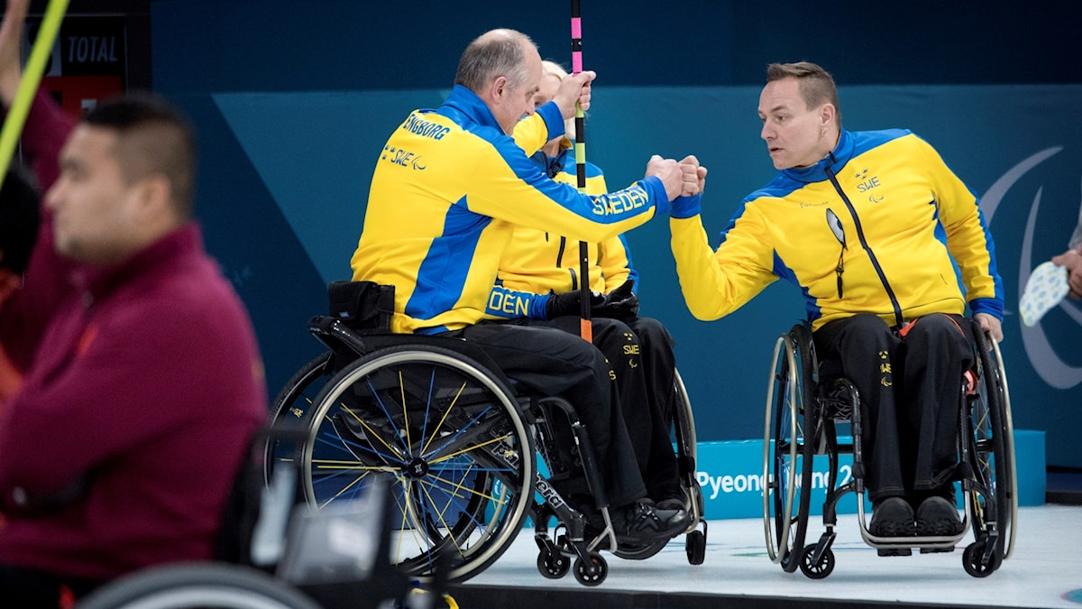 Lag Pettersson Dahl vann mot NPA, det ryska laget som tävlar under neutral flagg.